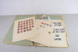 QUANTITY OF STAMPS