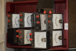 QUANTITY OF ELECTRICITY MEASURING METERS