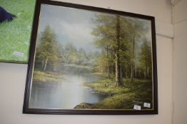 PICTURE OF A LANDSCAPE