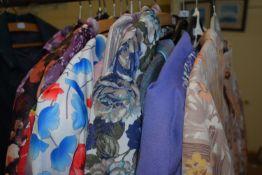 VARIOUS DRESSES