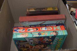 BOX OF MIXED BOOKS, CHILDREN'S TITLES
