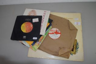 SMALL NUMBER OF RECORDS, KYLIE MINOGUE, BEE GEES ETC