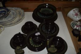 MICASA CUPS AND SAUCERS