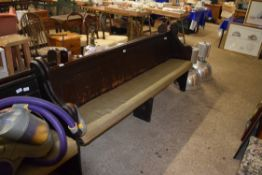PAINTED PINE SETTLE, LENGTH APPROX 200CM
