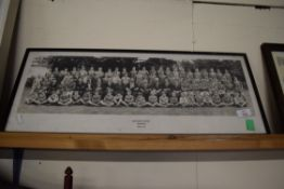 SCHOOL PHOTOGRAPH FOR UNTHANK COLLEGE, NORWICH, JULY 1933, WIDTH APPROX 64CM