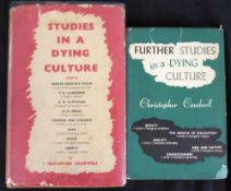 CHRISTOPHER CALDWELL: 2 titles: STUDIES IN A DYING CULTURE, London, John Lane, The Bodley Head,