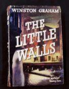 WINSTON GRAHAM: THE LITTLE WALLS, London, Hodder & Stoughton, 1955, 2nd impression, original