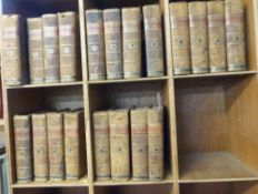 ENCYCLOPAEDIA BRITANNICA, 1797-1801, 3rd edition, 20 vols, 566 plates, 19 maps including some