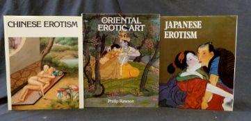 BERNARD SOULIE: JAPANESE EROTICISM, trans Evelyn Rossiter, Friborg, 1981, 1st edition, 4to, original