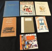 PEARL BUCK: 2 titles: THE CHINESE CHILDREN NEXT DOOR, ill Catharine Tozer, London, Methuen, 1943,