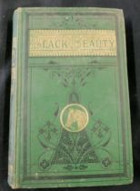 ANNA SEWELL: BLACK BEAUTY, THE AUTOBIOGRAPHY OF A HORSE, London, Jarrold & Sons, circa 1878, 6th