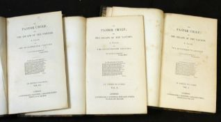 ANON: THE PASTOR CHIEF OR THE ESCAPE OF THE VAUDOIS, A TALE OF THE SEVENTEENTH CENTURY, London,