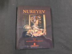 CHRISTIE'S: NUREYEV, part II, 1995, auction catalogue with prices realised, 4to, original