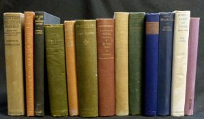 COLLECTION OF 13 TITLES from the library of Sylvia Townsend Warner (1893-1978) and Valentine Ackland