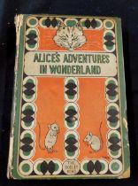 "REV CHARLES LUTWIDGE DODGSON ""LEWIS CARROLL"": ALICE'S ADVENTURES IN WONDERLAND, ill William Henry"