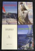 ROGER D TAYLOR: 4 titles: VOYAGES OF A SIMPLE SAILOR, The Fitzroy Press, 2008, 1st edition, signed