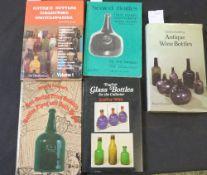 ROGER DUMBRELL: UNDERSTANDING ANTIQUE WINE BOTTLES, Woodbridge, Antique Collectors Club, 1983, 1st