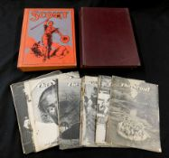 THE SCOUT, 1942 (August 6) - 1944 (July 27), 2 vols, 4to, contemporary cloth + 33 assorted loose