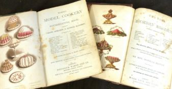 ISABELLA BEETON: THE BOOK OF HOUSEHOLD MANAGEMENT, London, Ward Lock & Tyler, [1869], entirely new