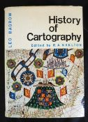 LEO BAGROW: HISTORY OF CARTOGRAPHY, revised and enlarged by R A Skelton, London, C A Watts, 1964,