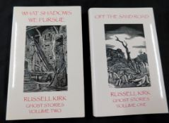 RUSSELL KIRK: 2 titles: OFF THE SAND ROAD, Ashcroft, British Columbia, Ashtree Press, 2002 (500),