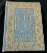MAURICE MAETERLINCK: THE BLUE BIRD, ill F Cayley Robinson, New York, Dodd Mead, 1911, 1st edition,