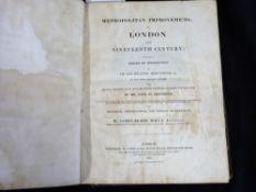 JAMES ELMES & THOMAS HOSMER SHEPHERD: METROPOLITAN IMPROVEMENTS IN THE NINETEENTH CENTURY...,