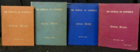 THE SYREN AND THE SHIPPING ILLUSTRATED, 3 issues, January 7 1914 No 906, January 4 1922 No 1323