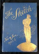 THE SKETCH, A JOURNAL OF ART AND ACTUALITY, London, The Illustrated London News and Sketch, 1905-06,