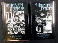 CHARLES BIRKIN: 2 titles: A HAUNTING BEAUTY, STORIES OF THE MACABRE, ed Mike Ashley, Seattle,