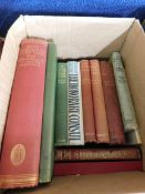 Small box: mainly Children's and Illustrated