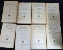 THE TRIAL OF GERMAN MAJOR WAR CRIMINALS PROCEEDINGS OF THE INTERNATIONAL MILITARY TRIBUNAL SITTING