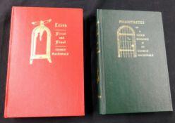 GEORGE MACDONALD: PHANTASTES-LILITH, Whitethorn, California, Johannesen, 1994, 2 vols, original