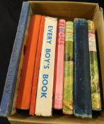 Small Box: Children's, mainly annuals inc Daily Mail [1945-46, 1948]