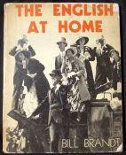BILL BRANDT: THE ENGLISH AT HOME, New York, Charles Scribners Sons, London, B T Batsford, 1936,