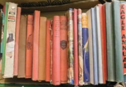 Box: Children's mainly annuals