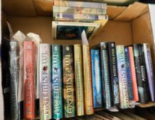 Box: EOIN COLFER, 17 titles, mainly 1st editions, d/ws + 4 BIGGLES titles
