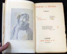 EMERIC HULME-BEAMAN: OSMAR THE MYSTIC, A NOVEL, ill W T Smith, London, Bliss Sands, 1896, 1st