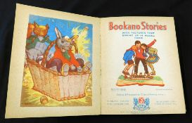 S LOUIS GIRAUD (ED): BOOKANO STORIES, London, Bookano Strand Publications [1936], 1st edition, 5