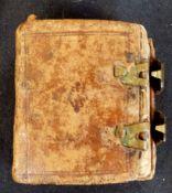 "JOHN TAYLOR: VERBUM SEMPITERNUM ""THUMB BIBLE"", London, printed by F Collins for T Ilive, 1693, 2"