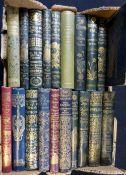 JANE AUSTEN: PRIDE AND PREJUDICE, ill Hugh Thomson, London, George Allen March, 1895 reprint, ie 2nd
