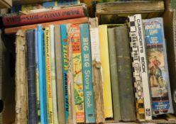 Box: Children's annuals