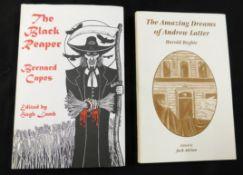 HAROLD BEGBIE: THE AMAZING DREAMS OF ANDREW LATTER, ed Jack Adrian, Ashcroft, British Columbia,