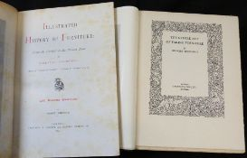 FREDERICK LITCHFIELD: ILLUSTRATED HISTORY OF FURNITURE..., London, Truslove & Hanson, 1893, 3rd