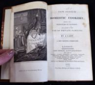 """MARIA ELIZA KETELBY RUNDELL """"A LADY"""": A NEW SYSTEM OF DOMESTIC COOKERY, London, John Murray, 1819,"""
