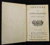 PHILIPPE-PAUL COMTE DE SEGUR: HISTOIRE ET MEMOIRES, Paris, Firmin Didot Freres, 1873, 1st edition, 8