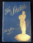 THE SKETCH, A JOURNAL OF ART AND ACTUALITY, London, The Illustrated London News and Sketch, 1904-05,
