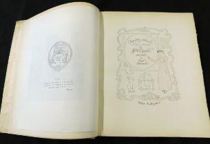 SIR JAMES MATTHEW BARRIE: QUALITY STREET, ill Hugh Thomson, London, Hodder & Stoughton [1913], 1st