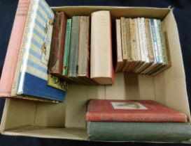 Box: Children's, mainly Lewis Carroll and Beatrix Potter