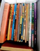 Box: assorted Children's annuals